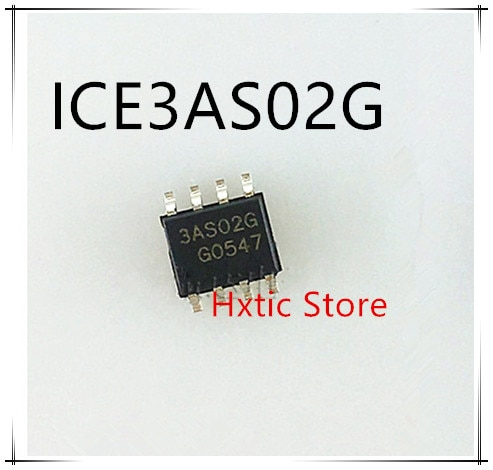 NEW 10PCS/LOT ICE3AS02G ICE3AS02 3AS02G SOP-8