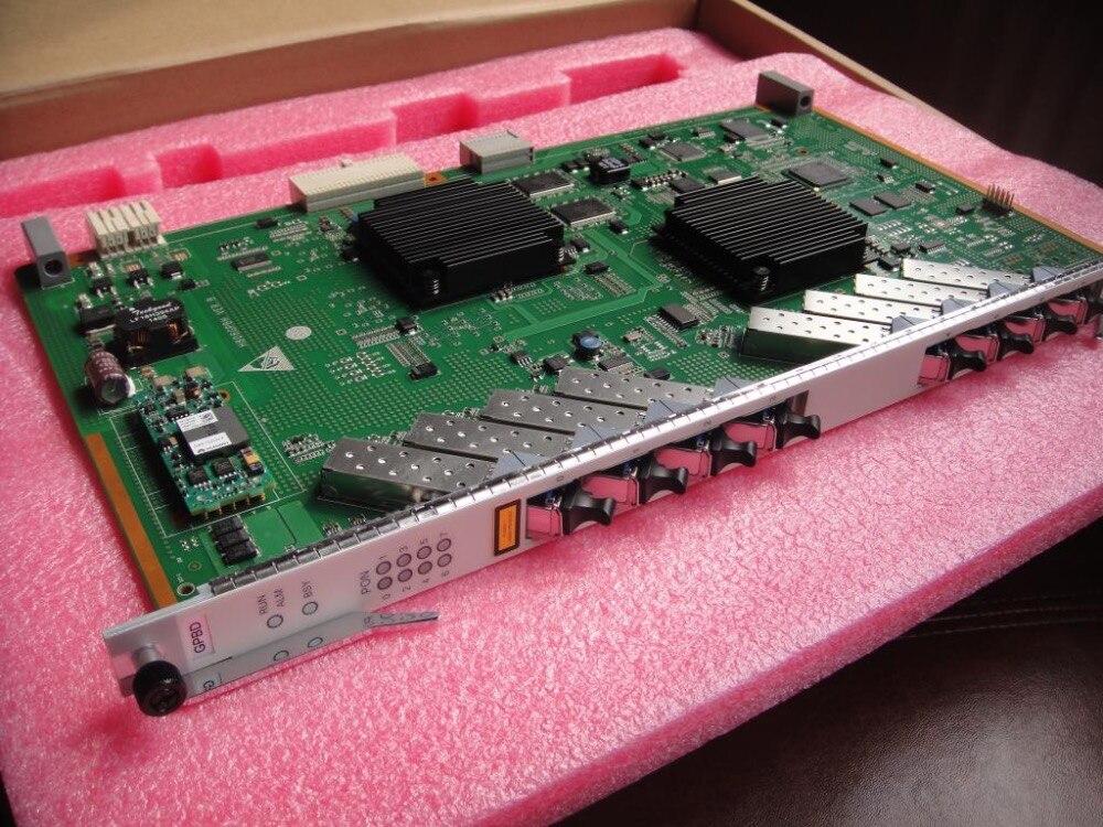 HW GPBD con 8 10KM SFP B + para HuaWei MA5680T GPON OLT junta de negocios 8 puertos y original H80D00GPBD03
