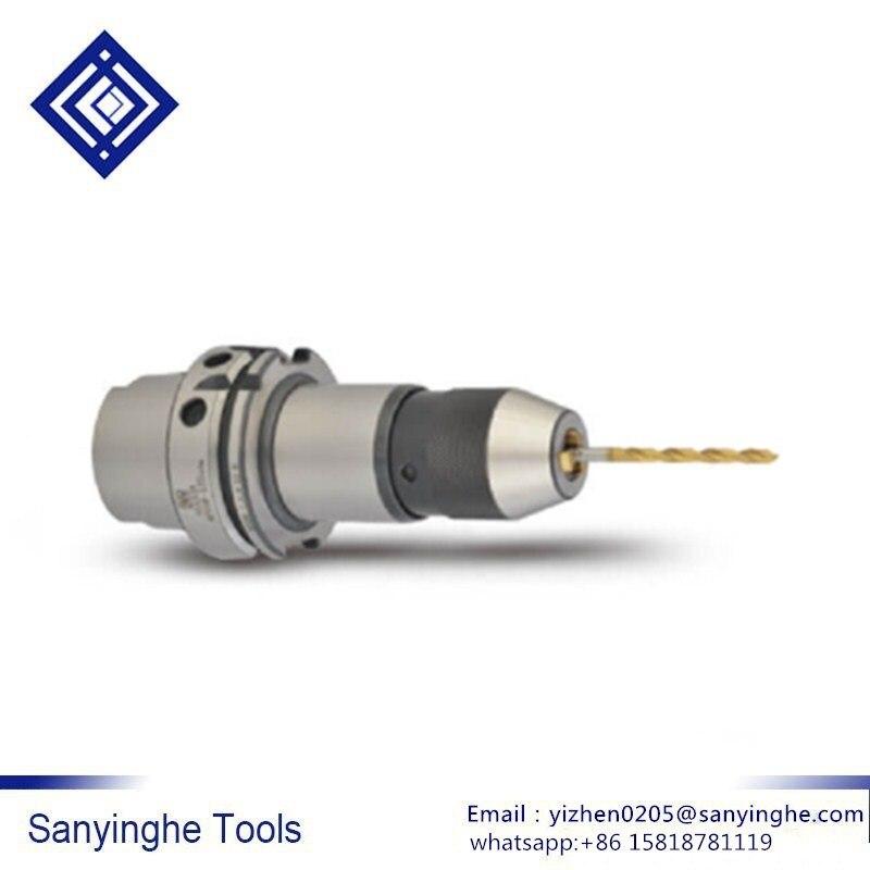MachineHSK50A-APU08-120 de fresado CNC de alta precisión/Portabrocas de HSK63A-APU08-120