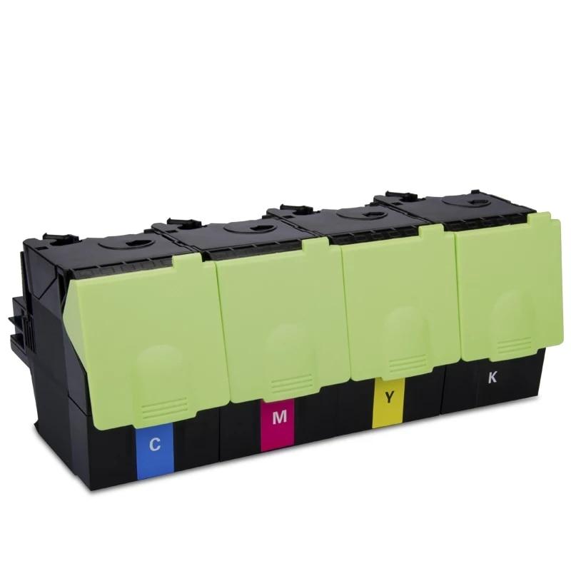 8K/4K High capacit Toner Cartridge with Original chip For Lexmark CX310 CX410 CX510 CX310dn CX410dte CX510de CX 310 410 510