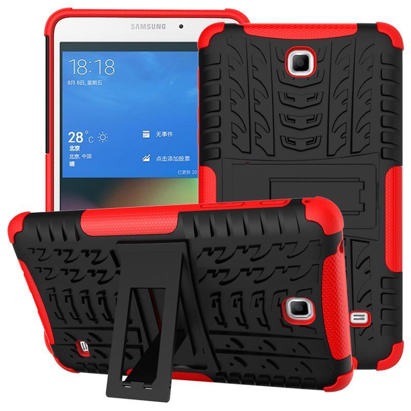 Funda resistente para Tablet Samsung GALAXY Tab A 7,0 T280 T230 T560 T111 T580 T350 T550 S2 armadura híbrida A prueba de golpes