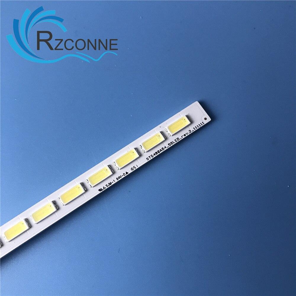 493 مللي متر LED الخلفية مصباح قطاع 56 المصابيح لتوتوشيبا 40