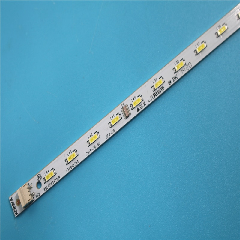 100%-0rginal New 2 PCS*44LED 452mm LED strip for KDL40RS611UN 35018292 1 order