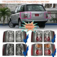 Luces traseras de vehículo traseras ejecutivas para Land Rover Range Rover Vogue L322 2005-2009 reemplazo