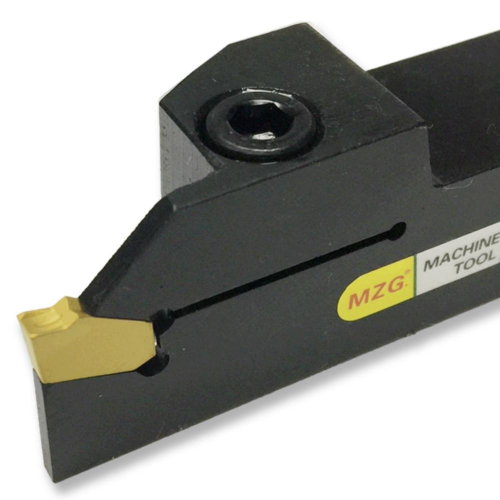 MZG токарный станок с ЧПУ, ширина ZQ1616R-4, для резки металла, бурильная режущая установка, держатель инструмента для резки