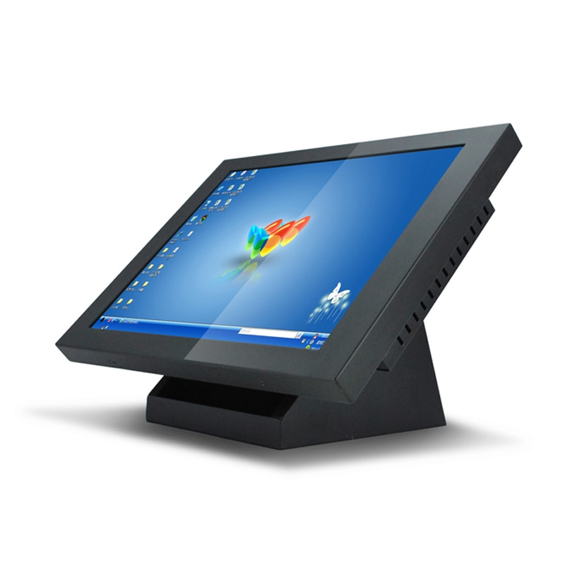 17 polegada Mais Recente Painel Industrial PC Computadores Desktop para Android 4.4 Tablet Super Inteligente