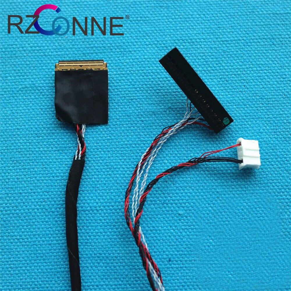 Tarjeta controladora de Cable LVDS LED de 6 bits, 30 Pines, 0,5mm, Cable conectado para pantalla LCD BI097XN02 de 9,7 pulgadas y 13,3 pulgadas
