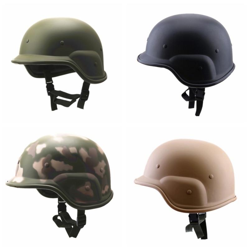 M88 americano casco camuflaje táctico CS combatir campo militar casco airsoft militar táctico Capacetes De Motociclista FMA