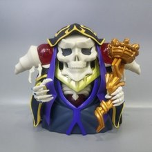 Anime YGGDRASIL Ainz Ooal robe albedo 10 CM PVC figurine poupée jouets