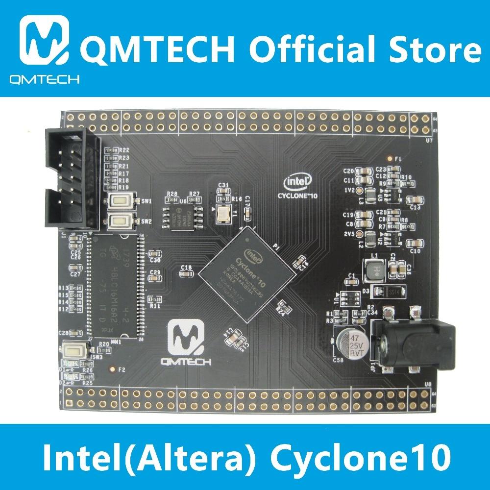 QMTECH Intel Alter FPGA Zyklon 10 Cyclone10 FPGA 10CL006 Entwicklung Bord 32MB SDRAM