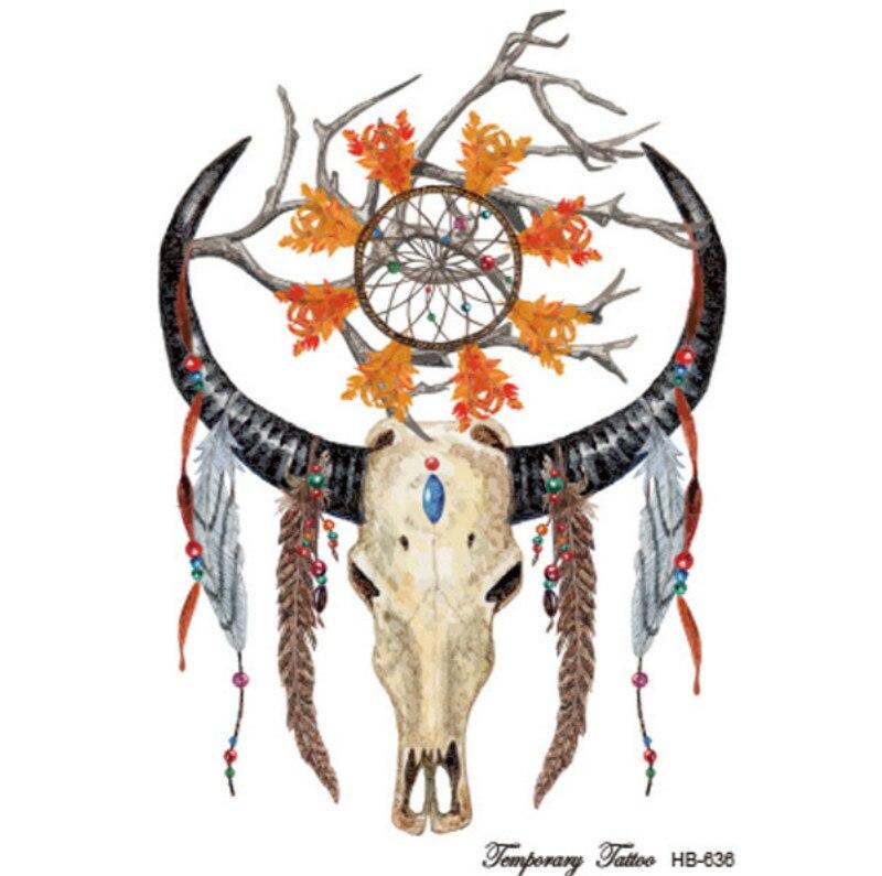 En gros 200 pièces nouveau 900 dessins bras tatouages étanche temporaire tatouage capteur de rêves chinois zodiaque corps pâte autocollant Tatuajes