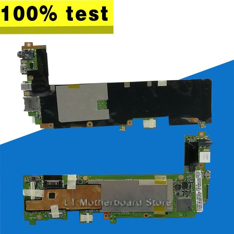 ل For Asus محول كتاب T100H T100HA T100HN T100HAN اللوحي اللوحة 64 جيجابايت SSD + 2 جيجابايت ram Z8500 CPU