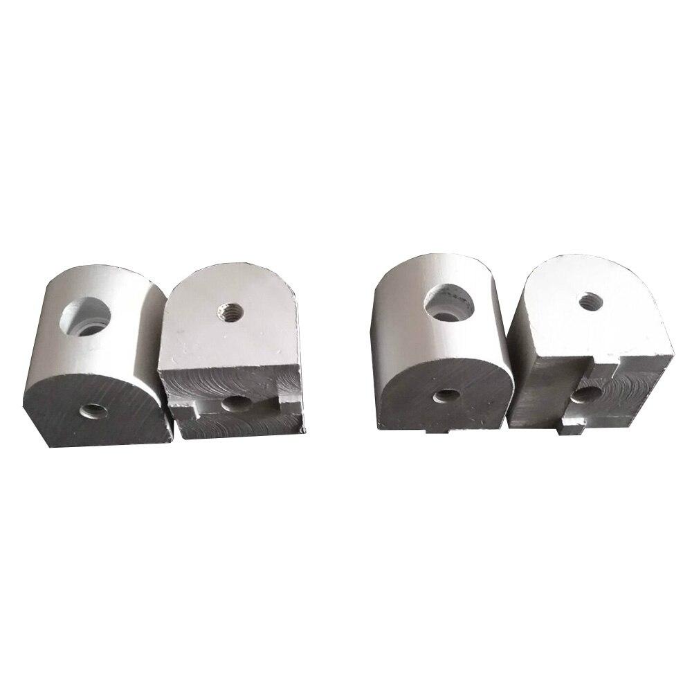 5 قطعة الزاوية اليمنى المعيشة Nub 0 أو 90 درجة 3030 موصل الزاوية قوس اتصال مشترك لملف الألومنيوم
