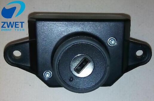 ZWET para Audi A6L C6 encendido interruptores en la unidad de control para 4F0910132Q