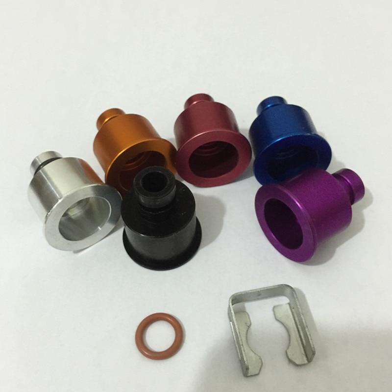 Адаптер для топливной системы toyota honda all 11 мм, расширитель топливной системы ev1 ev6 ev14 all 14 мм type-11 мм