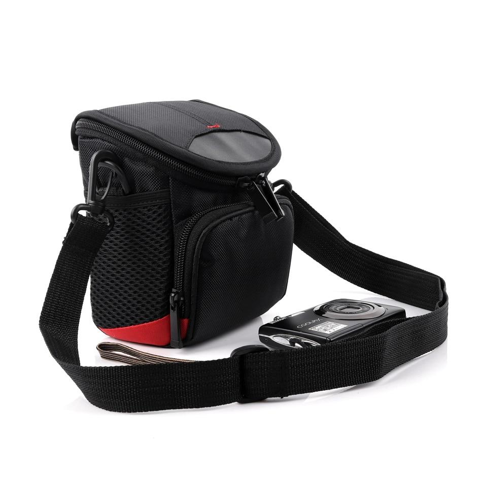 Digital Camera Bag Case For Canon Powershot G7X G9X Mark II 2 SX730 SX710 SX720 HS Nikon CoolPix P340 P330 W300 W100 AW130 AW120