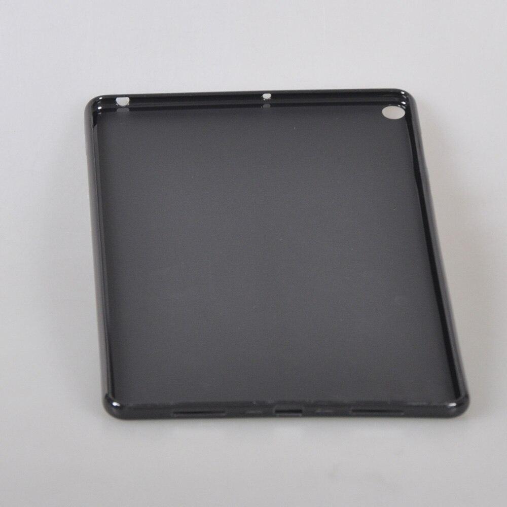 Z500KL étui ASUS ZenPad 10 noir souple étui en polyuréthane thermoplastique Capa pour ASUS ZenPad 10 Z500KL 9.7 pouces tablette housse + stylet gratuit