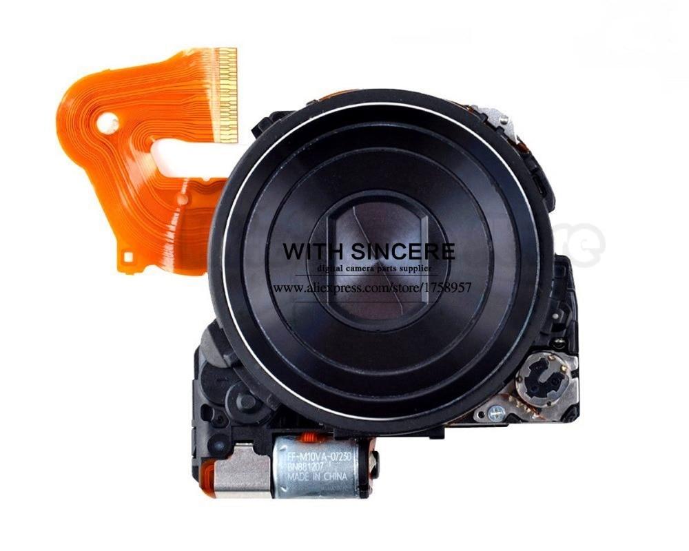 NEW Digital Camera Repair Parts for Sony DSC- WX7 W570 W580 W630 W650 WX9 WX30 WX50 WX70 Lens Zoom Unit black NO CCD