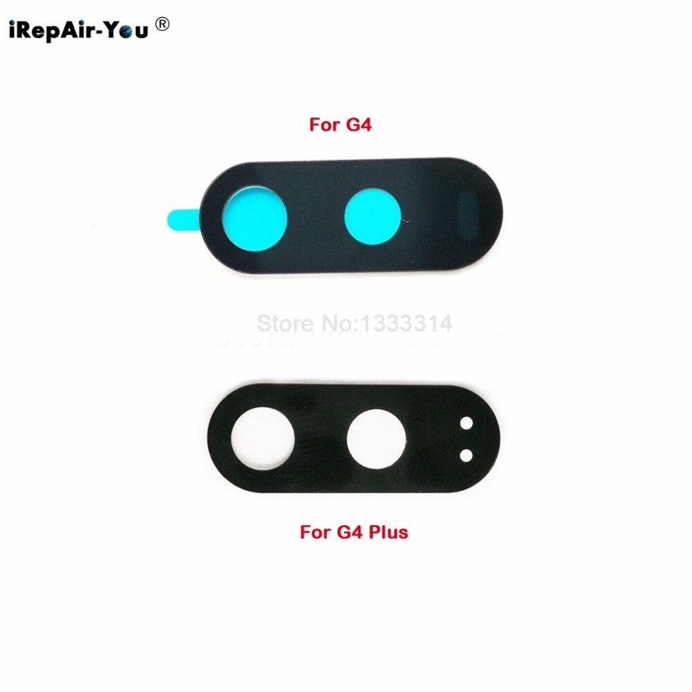2 uds. Para Motorola MOTO M G4 XT1622 XT1620 G4 plus, nuevo Cristal de cámara trasera con adhesivo 3M