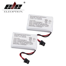 ELEOPTION 2 stks/partij Nieuwe BT-446 3.6 V 800 mAh Oplaadbare Ni Batterij BT446 BT-1005 Draadloze Telefoon Thuis Batterij