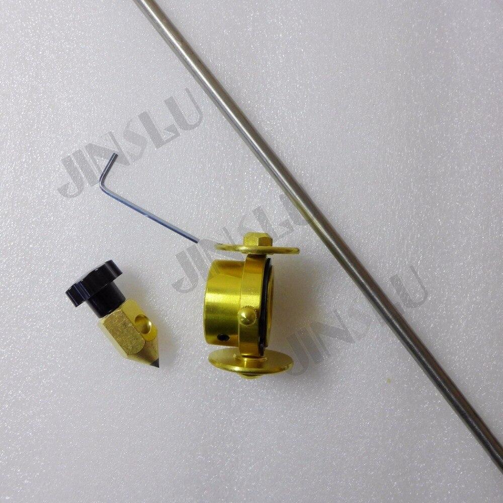 Аксессуары для фонарь плазменной резки AG60 SG55, направляющие колесные компасы