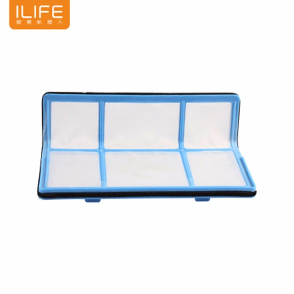 Первичный Пылезащитный фильтр hepa для ilife V1 ilife x5 v5s V3 V3s v5pro V50 V55 ilife v5s pro Аксессуары для робота-пылесоса