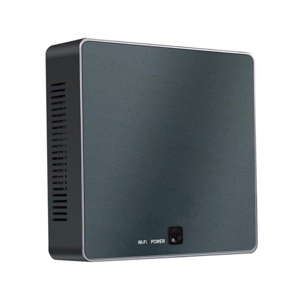 Mini PC Q8 Intel i5-8250u/i7-8550u Quad Core 8 Threads, UHD Graphics 620, ordinateur avec windows 10 Pro/Linux, wi-fi, DDR4