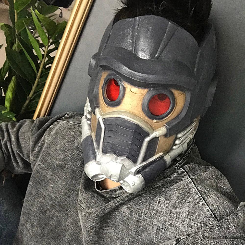 Маска для косплея героев фильма «Мстители 3», «Звездные войны», «стражи Галактики», латексные шлемы реквизит, 2018
