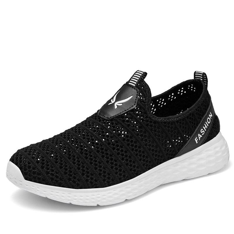 Gran oferta 2019, zapatillas deportivas cómodas para hombre, zapatillas deportivas para correr...