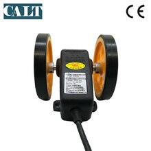 Compteur de fil de roue roulante compteur de LK-50-1 mesure de longueur de câble textile de tissu