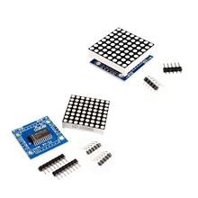 MAX7219 module matriciel module de microcontrôleur KIT de bricolage (hei)