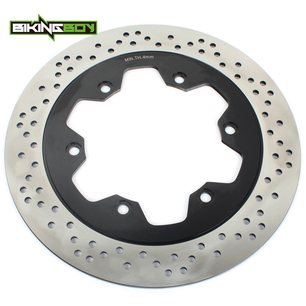 BIKINGBOY ротор дисковых передних тормозов диск Америка 865 EFI Bonneville 865 T100 EFI скремблер 865 Carb EFI Bonneville America 790