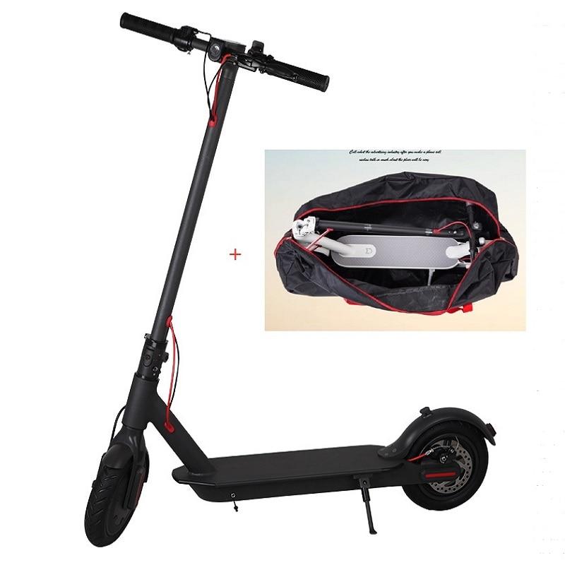 XM365 patinete электрический скутер Лонгборд Ховерборд скейтборд 2 колесный электрический скутер 30 км пробег с приложением