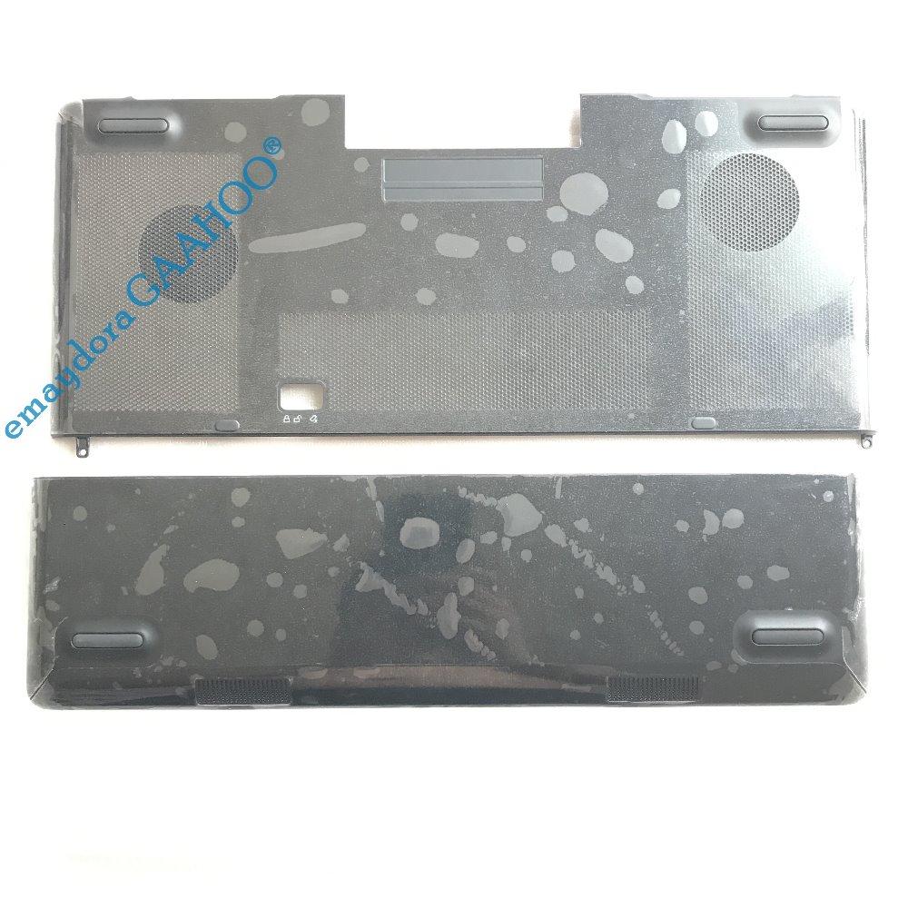 Gloednieuwe originele laptop case voor DELL Precision M7510 7520 Bodem of batterij Deur 0X0F4K X0F4K 0JCGM5 JCGM5