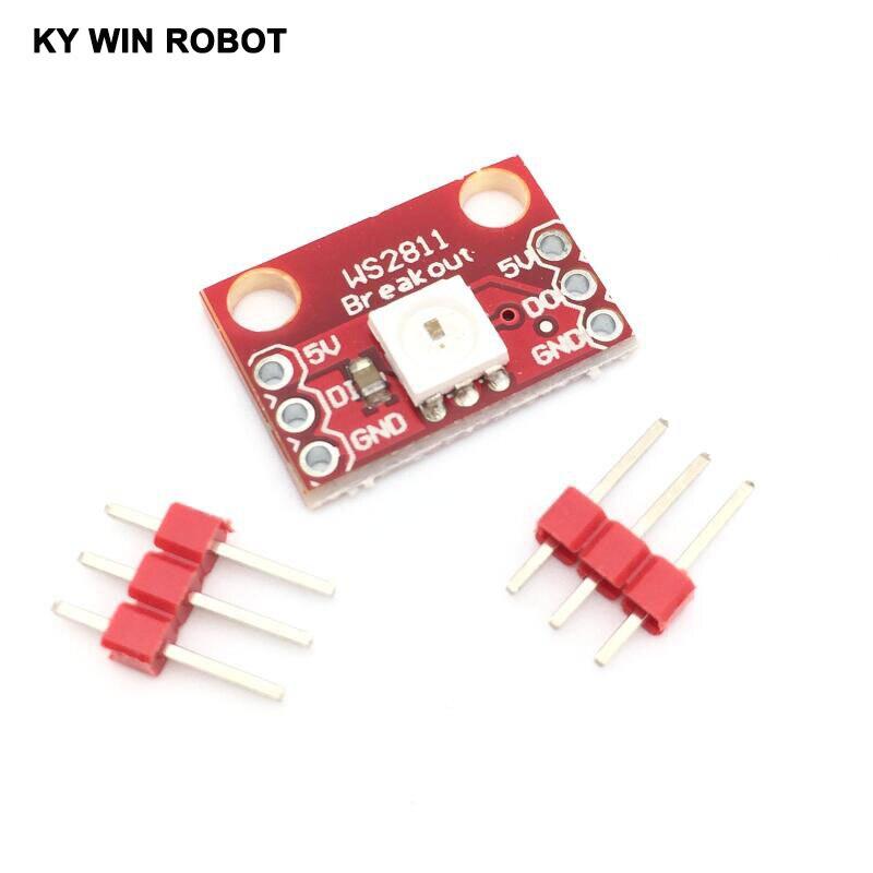 Умная электроника WS2812 RGB, светодиодный