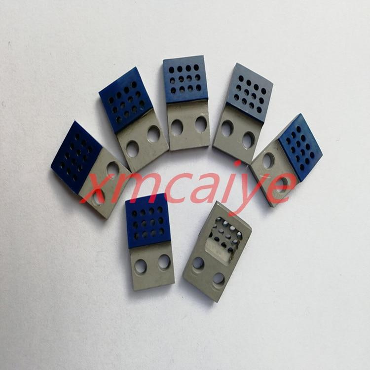 50 Uds Roland almohadilla de agarre 010W164513 almohadilla de agarre Roland 700 piezas de repuesto para impresoras