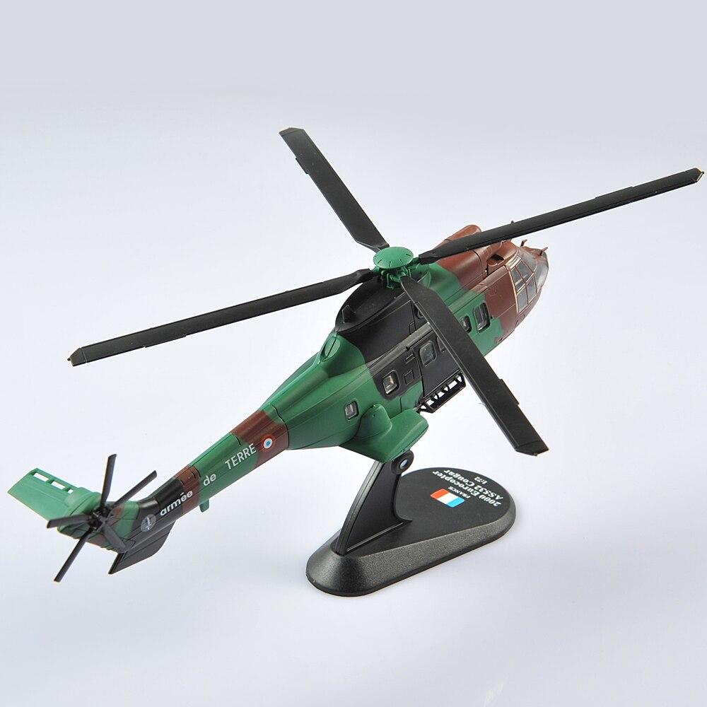 AMER 1/72 модель самолета Франция 2000 Eurocopter AS532 Cougar armeo de terre Diecast модель самолета коллекции подарков D