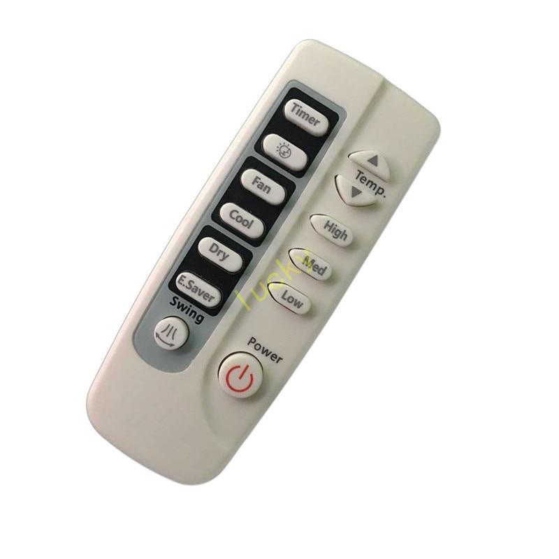 Nuevo Control remoto para GE ASH06LBS1 ASH08FCS1 ASH10ABS1 ASH12ACS1 Arco-713 DB93-00284T Arco-117 Arco-767 WJ26X10257 aire acondicionado