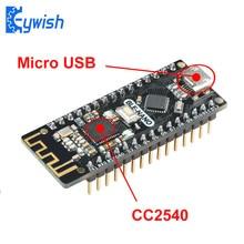 Keywish BLE-Nano pour Arduino Nano V3.0 carte USB Mirco intégrer CC2540 BLE Module sans fil ATmega328P carte Micro-contrôleur