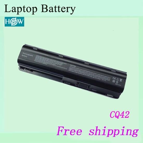 Portátil batería de 586007-541, 593553-001 593554-001 593562-001 HSTNN-UB0W WD548AA para HP Compaq Presario CQ32 CQ42