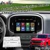 Lsailt CarPlay e navigazione GPS per 2014-2018 Colorado Camaro Silverado con YouTube Netflix Waze Tahoe