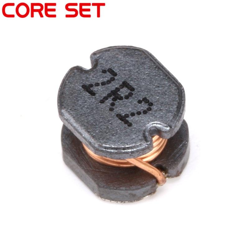 10 pçs/lote CD54 2R2 2A 2.2UH SMD Poder Indutor Chip Indutor