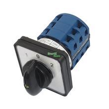 Interrupteur électrique 3 positions 12 bornes   Commutateur à came rotative 660V 20A