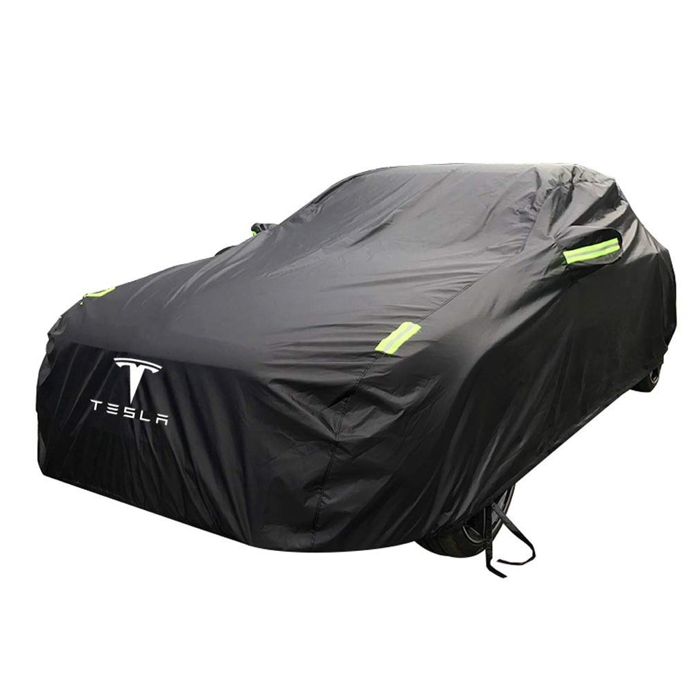 hot sale tesla car cover Special sunscreen rain protection Waterproof car cover All Weather for Tesla Model 3 Model S Model X