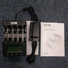 SKYRC MC3000 баланс зарядное устройство анализатор разрядное зарядное устройство для LiFePO4 AAAA 26650 AAA Ni-Zn AA цилиндрическое зарядное устройство PC APP управления