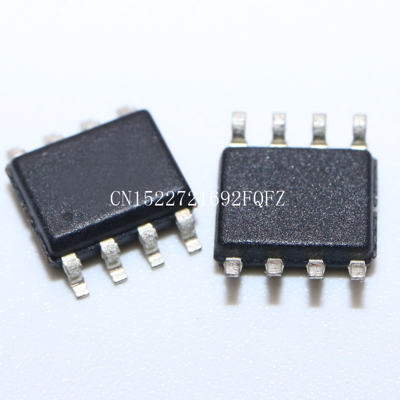 100PCS LM75 LM75A LM75AD SOP-8
