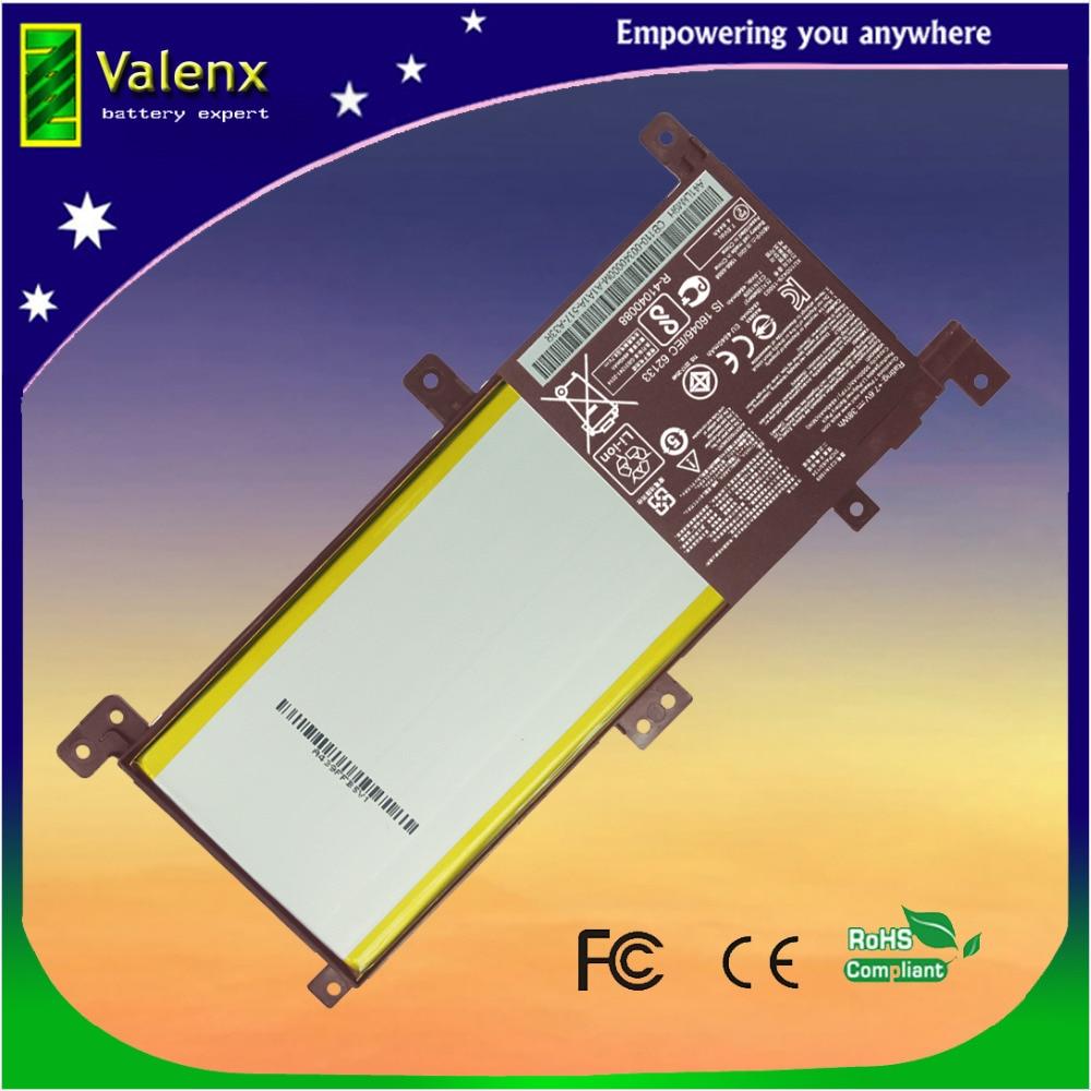 7.6V C21N1509 laptop battery for asus X556U X556UA X556UB X556UJ X556UQ X556UV  OEM
