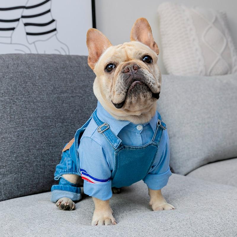 Camisa de algodón para perros, Ropa para parejas, abrigo para perros de alta calidad, chaqueta, Ropa para mascotas para perros pequeños de Meidum, disfraz para cachorros, Ropa para perros