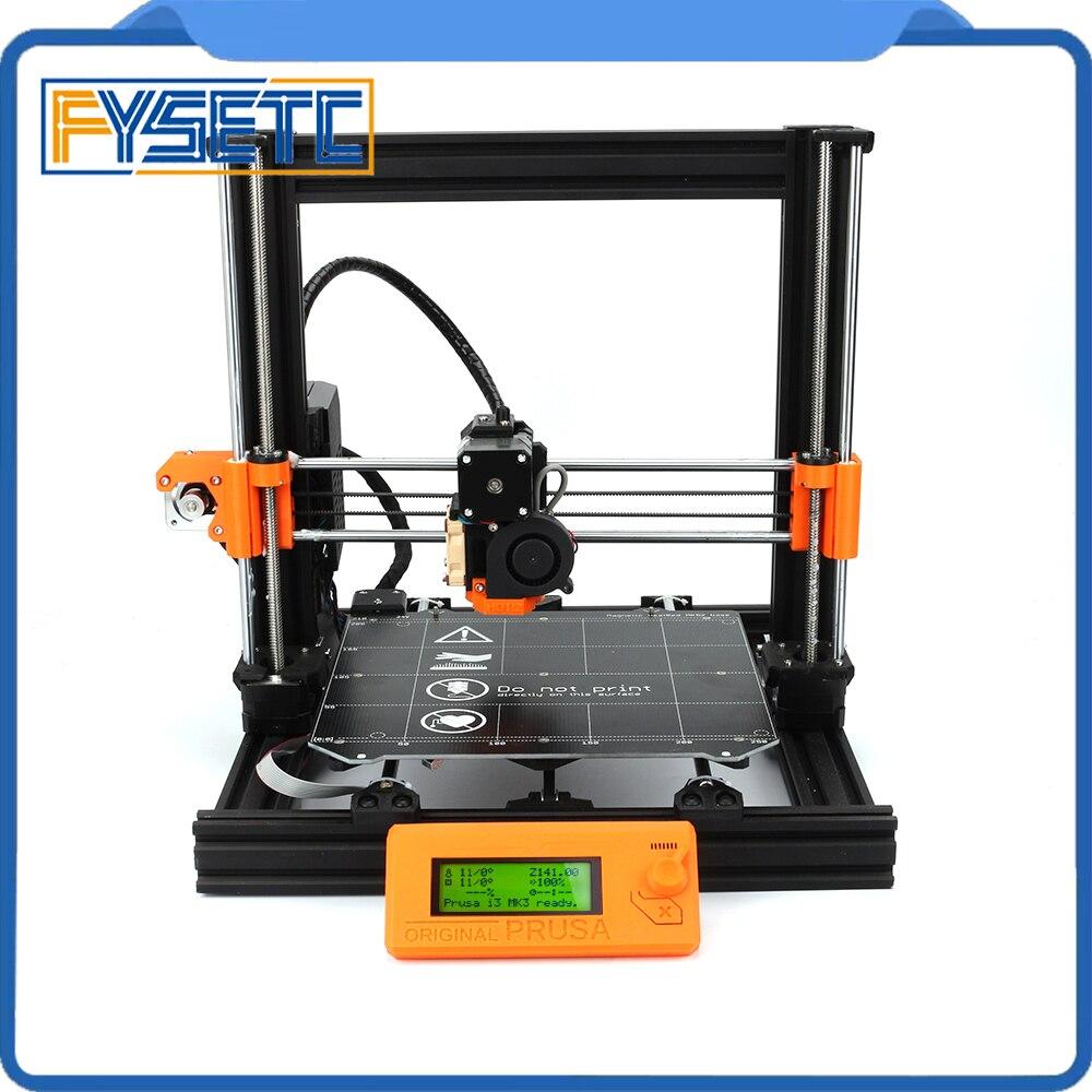 Clone Prusa i3 MK3S Printer Full Kit 3D Printer DIY Bear MK3S Including Einsy-Rambo Board Prusa i3 MK3 To MK3S Upgrade Kit
