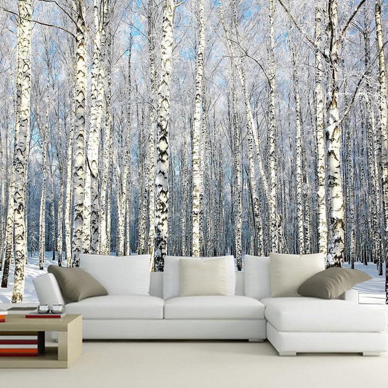 3D обои на заказ, объемные Настенные обои с природными пейзажами, обои для гостиной, дивана, ТВ-фона